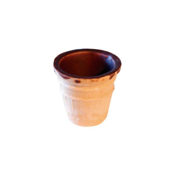 Copa Pequeña Helado Interior Chocolate