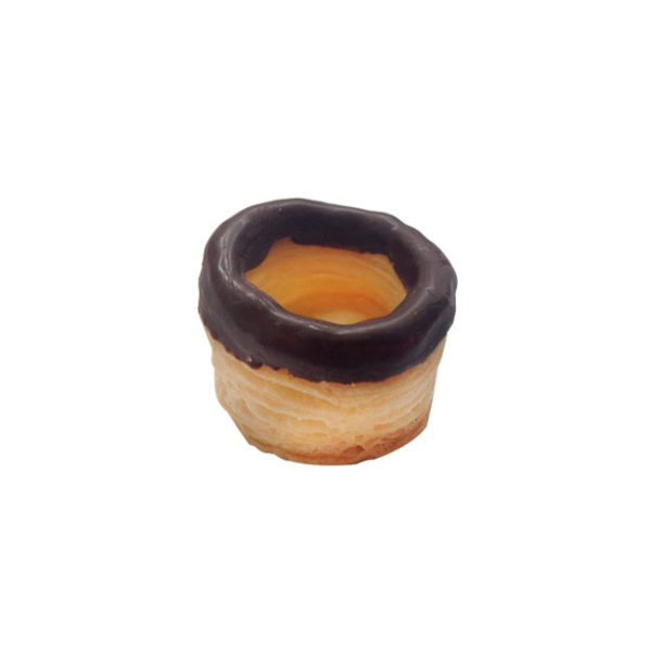 Mini Vol-au-vent Corona de Chocolate Vitarvi