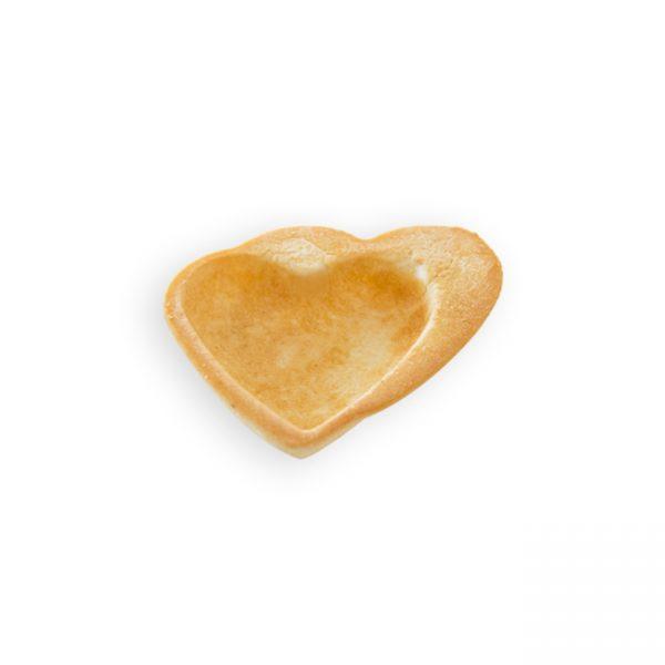 Tartaleta Mini Corazón Vitarvi
