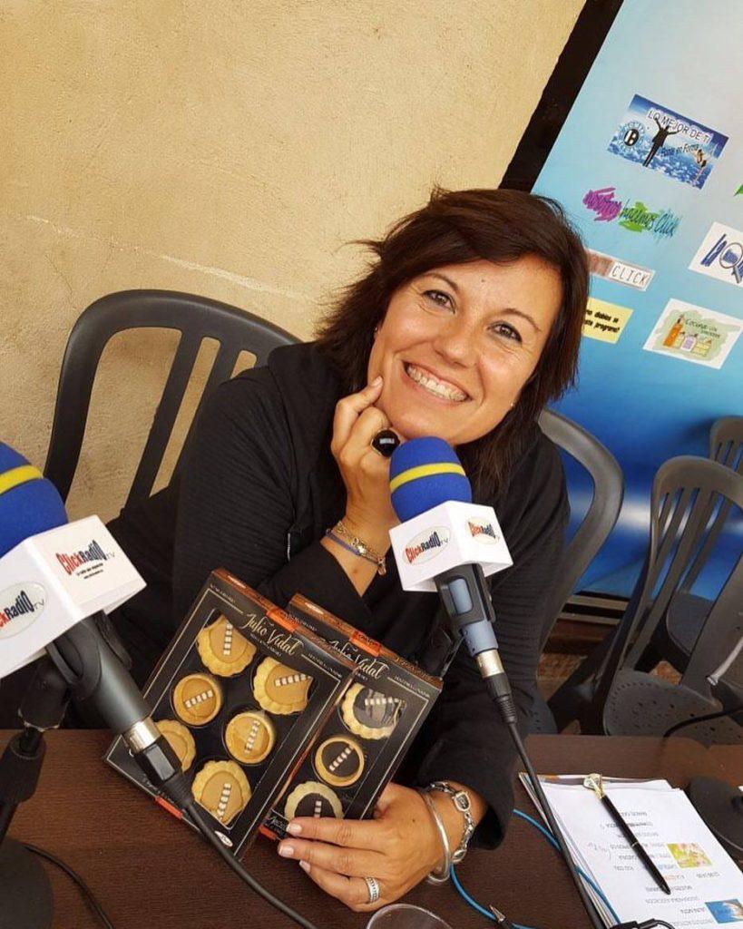 Lydia Bermejo en ClickRadioTV