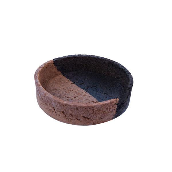 Tartaleta Roq Neo Mantequilla y Cacao Artesana Bicolor